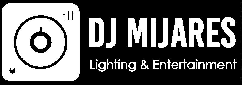 DJ Mijares Logo
